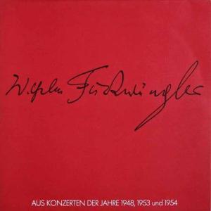 フルトヴェングラーのバッハ/管弦楽組曲第3番ほか 独WF協会 2525 LP レコード