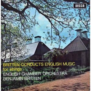 ブリテンのイギリス室内楽曲集 英DECCA 29...の商品画像