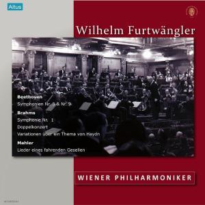 【追加限定発売】フルトヴェングラー&ウィーン・フィル戦後ライヴ集1952〜53年 ALTLP035 7LP LP レコード