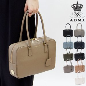 ADMJ エーディーエムジェイ アクセソワ / ボストンバッグ 本革 acs01040|bag-danjo