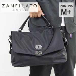 【正規品】zanellato ザネラート / ポスティーナ トートバッグ 2way ナイロン a4 横入れ 36209-02 postina m+ avana|bag-danjo