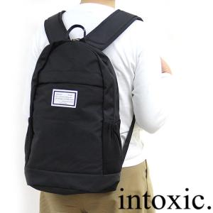 intoxic. イントキシック / リュック レディース コーデュラ ナイロン A4 横入れ 軽量 ms-001|bag-danjo