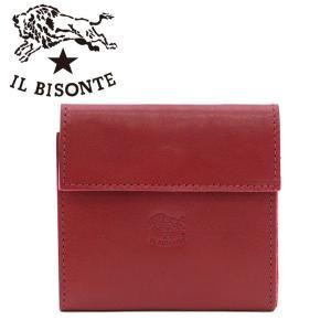 イルビゾンテ IL BISONTE / 二つ折り財布 メンズ レディース レザー c0455|bag-danjo