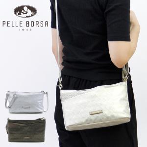 ペレボルサ バッグ pelle borsa ショルダーバッグ ポシェット アライブ パール Alive Pearl レディース 軽量 6304 bag-danjo