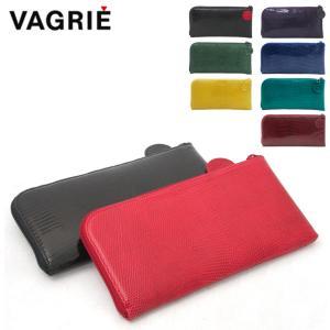 ヴァグリエ vagrie / 長財布 薄型 スリムウォレット 本革 リザード レディース t0026|bag-danjo