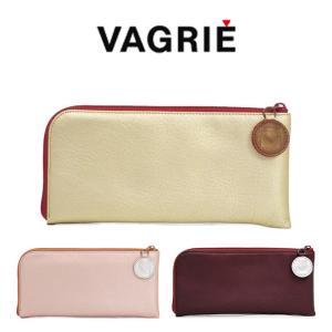 ヴァグリエ vagrie / 長財布 薄型 本革 ゴート レディース y0026|bag-danjo