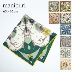 manipuri スカーフ マニプリ シルクスカーフ リバーシブル ストール シルク 花柄/フラワー レディース scarf silk 88×88 bag-danjo