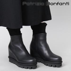 Patrizia Bonfanti ブーツ ショートブーツ パトリチィアボンファンティ レディース レザー 厚底 nana|bag-danjo