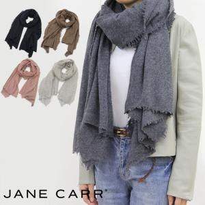 Jane Carr ジェーンカー / ストール マフラー カシミヤ the luxe|bag-danjo
