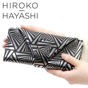 50%OFF / hiroko hayashi 財布 ヒロコハヤシ 長財布 レディース ギャルソン 本革 angolo アンゴロ 709-06763|bag-danjo