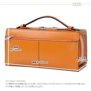 カステルバジャック セカンドバッグ バッグ メンズ トリエ 牛革 164202 CASTELBAJAC バジャック|bag-loire|05