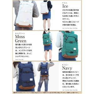 NIXON  ニクソン 日本限定モデル リュック バックパック 日本正規品 JP Small Landlock Backpack ランドロック リュックサック WS bag-loire 08