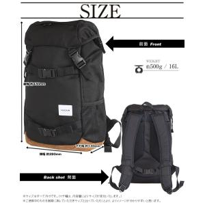 NIXON  ニクソン 日本限定モデル リュック バックパック 日本正規品 JP Small Landlock Backpack ランドロック リュックサック WS bag-loire 10