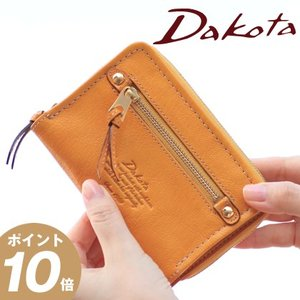 ダコタ Dakota 折財布 財布 レディース モデルノ ファスナー ロング ウォレット 折財布 0035081 bag-loire