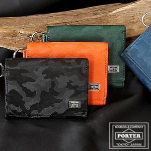 ポーター 吉田カバン 財布 メンズ PORTER 折り財布 ワンダー ウォレット 342-06038|bag-loire