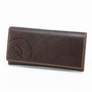 ポリス(POLICE)バッファロー 長財布 ブラウン42-0524-02-dbr|bag-luggage-fujiya