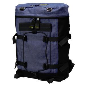 マウンテンスミス(MOUNTAINSMITH)タイロールII(デニム)ネイビー|bag-luggage-fujiya