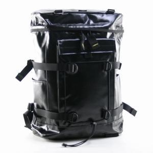 マウンテンスミス(MOUNTAINSMITH)タイロール2 ターポリン リュックサック ブラック|bag-luggage-fujiya