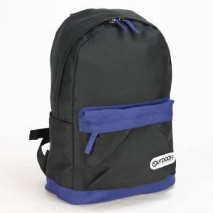 アウトドア プロダクツ(OUTDOOR PRODUCTS) POLY HEMP2 デイパック(リュックサック) ブラック bag-luggage-fujiya