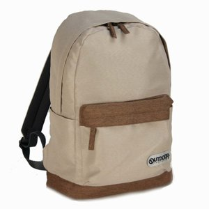 アウトドア プロダクツ(OUTDOOR PRODUCTS) POLY HEMP2 デイパック(リュックサック) ナチュラル bag-luggage-fujiya