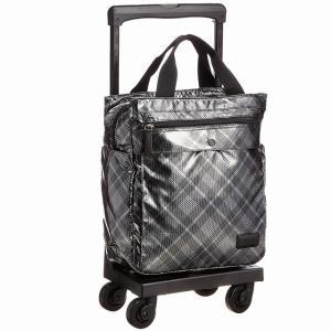 スワニー(SWANY)タルタン 12リッター シルバーチェック|bag-luggage-fujiya
