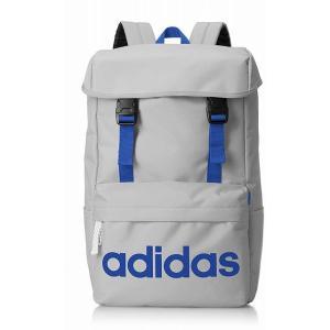 アディダス(adidas) かぶせ型リュックサック 09グレー bag-luggage-fujiya