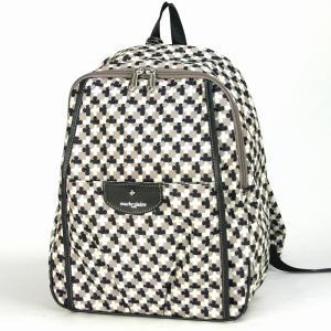 マリ クレール(marie claire)フルラージュPRリュックサック 05ベージュ bag-luggage-fujiya