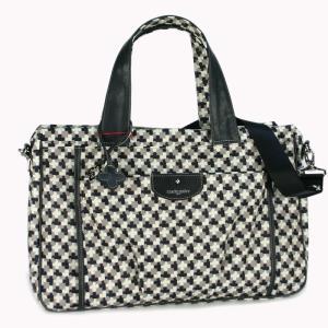 マリ クレール(marie claire)フルラージュPRショルダーボストンバッグ 05ベージュ bag-luggage-fujiya