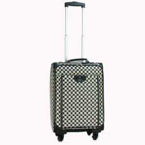 マリ クレール(marie claire)フルラージュPR4輪キャリーバッグ 05ベージュ bag-luggage-fujiya