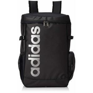 アディダス(adidas)ザイデン スクエアリュック01ブラックブラックシルバー bag-luggage-fujiya