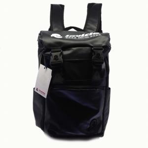 インヴィクタ(invicta)L マッキ デイパック06ブラックホワイト bag-luggage-fujiya