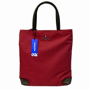 マリ クレール(marie claire)リュネット トートバッグ(A4対応) 10レッド bag-luggage-fujiya