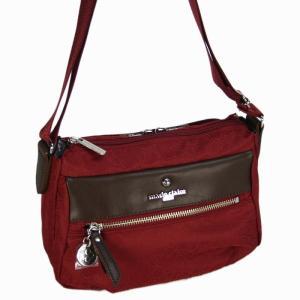 マリ クレール(marie claire)リュネット ショルダーバッグ(S) 10レッド bag-luggage-fujiya