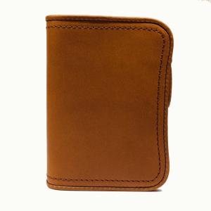 ラゲッジ アオキ(Luggage AOKI)(ラ・ガレリア) la GALLERIA Classico(クラシコ)折財布 52キャメル|bag-luggage-fujiya