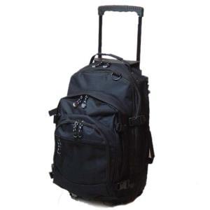 旅に便利な機能の リュック式キャリーバッグ(L) 3WAYオールラウンダー|bag-luggage-fujiya