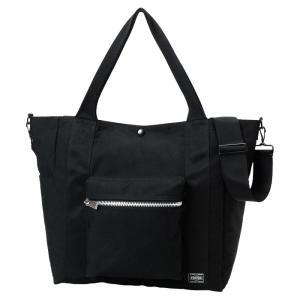 吉田カバン ポーター(PORTER)PORTER SPEC(スペック)2WAY TOTE BAG 10ブラック|bag-luggage-fujiya