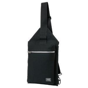 吉田カバン ポーター(PORTER)PORTER SPEC(スペック)ONE SHOULDER BAG 10ブラック|bag-luggage-fujiya