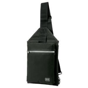 吉田カバン ポーター(PORTER)PORTER SPEC(スペック)ONE SHOULDER BAG 11グレー|bag-luggage-fujiya