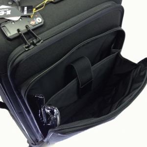 吉田カバン ポーター(PORTER)PORTER HYBRID TROLLEY BAG(S) 10ブラック|bag-luggage-fujiya|07