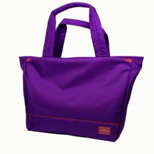 吉田カバン ポーターガール(PORTER GIRL)MOUSSE TOTE BAG(M)  52パープル|bag-luggage-fujiya