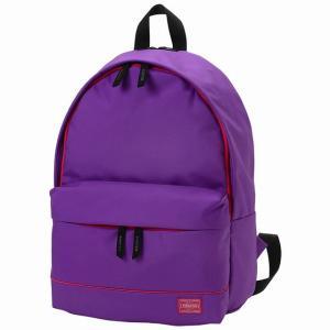 吉田カバン ポーターガール(PORTER GIRL)MOUSSE DAY PACK  52パープル|bag-luggage-fujiya