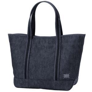 吉田カバン ポーターガール(PORTER GIRL)PORTER GIRL BOYFRIEND TOTE DENIM(M) 50リジッド|bag-luggage-fujiya