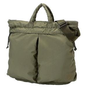 吉田カバン ポーター(PORTER)PORTER GIRL GRAIN(ヘルメットバッグ) 30カーキ|bag-luggage-fujiya