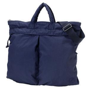 吉田カバン ポーター(PORTER)PORTER GIRL GRAIN(ヘルメットバッグ) 50ネイビー|bag-luggage-fujiya