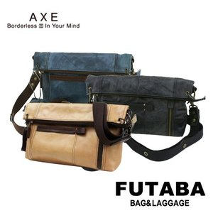アックス ショルダー ウォッシュ 136151 AXE Wash ショルダーバッグ|bag-net