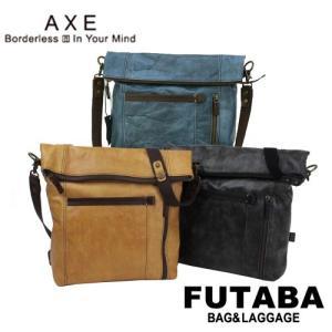 1000円OFFクーポン配布中 アックス ショルダー ウォッシュ 136153 AXE Wash ショルダーバッグ|bag-net