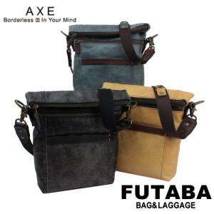 500円OFFクーポン配布中 アックス ショルダー ウォッシュ 136154 AXE Wash ショルダーバッグ|bag-net