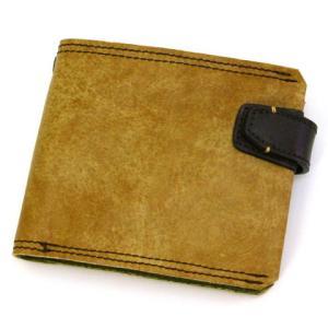 アックス 財布 ウォッシュ 136653 AXE Wash 二つ折り財布|bag-net