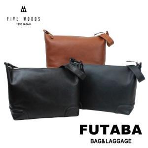 QUO&限定アイテムWプレゼント ファイブウッズ プラトウFIVE WOODS PLATEAU 39178 ショルダーバッグ|bag-net