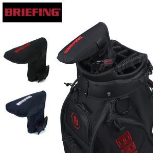 500円OFFクーポン 5/26限定 BRIEFING ブリーフィング ゴルフ Bシリーズ パター ヘッドカバー GOLF B SERIES PUTTER COVER FIDLOCK BRG191G28|bag-net